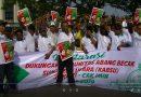 Puluhan Abang BecakSumut  Usung Cak Imin Dampingi Jokowi di Pilpres