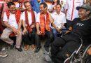 Sihar Bertekad Penanganan Kaum Disabilitas Jadi Skala Prioritas