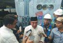 Ground Breaking Menara Masjid Agung Tertinggi di Asia, Kata Edy   Rahmayadi Tak Ada Kaitannya dengan Pilgubsu