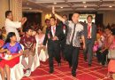 Walikota Hadiri Pesta Bona Taon Punguan Raja Panjaitan