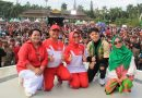 Galeri Foto Fashion Show Batik Medan Meriahkan Inbox Carnaval Medan 2018