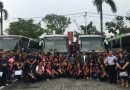 284 Orang Kontingen Pesparawi ke Pontianak
