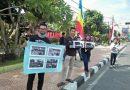 Bukan Hanya Cinta Motor dan Touring Saja, Bikers Binjai-Langkat Peduli Lombok