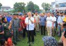 Wali Kota & Masyarakat Kelurahan Menteng Rayakan Peringatan  HUT Kemerdekaan