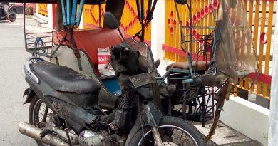 Korslet Di Bagian Mesin,Betor Milik Abdi Nyaris Terbakar