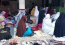 Umat Muslim Sebagian Sholat Ied Hari Raya Idul Adha Pagi Ini