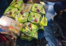 BNN Bea Cukai dan TNI AL Tangkap Peredaran Gelap Narkotika di Kapal Kayu  Perairan Selat Malaka