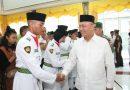 Wali Kota Kukuhkan  44 Paskibraka Kota Medan 2018