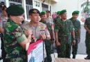 Pangdam I/BB Mayjen TNI MS  Fadilah: Bravo Den A Brimob!!!