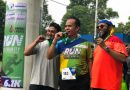 Pertamina Run For Charity 6,1 KM Bantu Pendidikan di Belawan