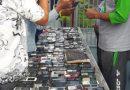 Lapas Pakam Amankan 600 Handphone Dalam Kurun Tiga Bulan