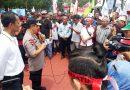 KTM Unjukrasa, Kapoldasu Ingatkan Jangan Mau Ditunggangi Kelompok Tertentu