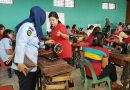 Lapas Pakam Adakan Latihan Menjahit bagi WBP Wanita