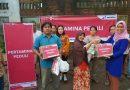 Pertamina Salurkan Sembako Untuk Korban Banjir Medan