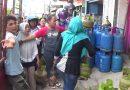 Warga Resah, Gas LPG 3 Kg Langka di Kota Tebing Tinggi