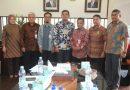 Tim Staf Khusus Wapres  Bidang Reformasi Birokrasi  Kunjungi Balai Kota