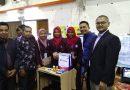 Tampilkan Produk Simulasi Parkir, Universitas Harapan Medan Ikuti Ajang Internasional ResPex 2018 di Malaysia