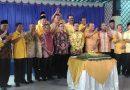 """54 Tahun Partai Golkar, Akbar Tanjung:""""Kalau Tak Bisa Memblok Penurunan Suara Akan Menjadi Tanda Tanya Besar"""""""