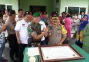 Kunjungi Korem 023 Kawal Samudra,Kapolda Sumut : TNI dan Polri Bersinergi, NKRI Kuat