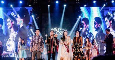 Gilang Mendrofa dan Janice Jeconiah Mr & Ms UNPRI 2018