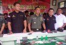 Kapendam I/BB: 11 Orang Pesta Narkoba Sabu di Komplek Abdul Hamid