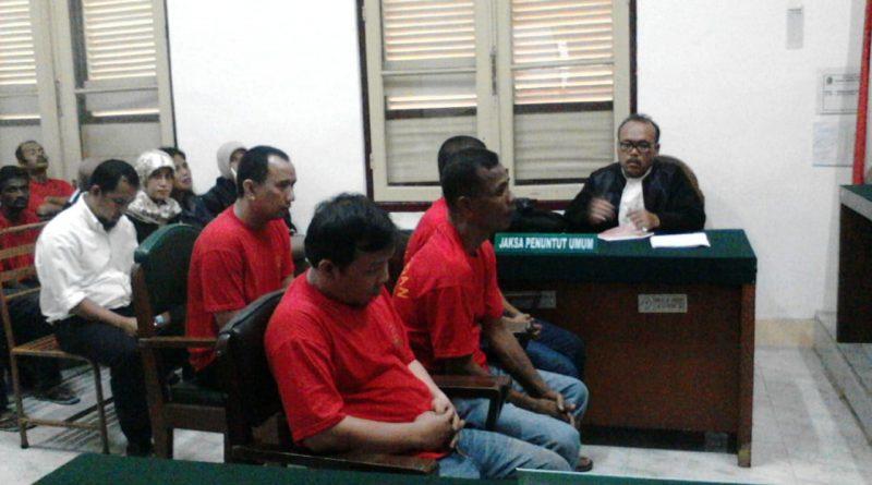 SindikatSabu 6,6 Kg Lemas Dihukum 18 Tahun Penjara