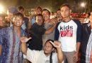 Kapolda Sumut Silaturahmi Dengan Ribuan Supir Angkot dan Transportasi