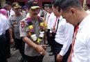 Kapolda Sumut : Saya Dapat Letnan Hingga Bintang Dua Karena Doa Anggota dan Masyarakat.