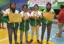 Atlet Takraw Putri Binaan KONI Medan Juara Kejurda Takraw