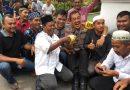 Rumah Dinas Kapoldasu 'Diserbu' Ribuan Jamaah Pengajian Dari Madina, Tapsel dan Padangsidimpuan
