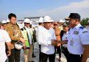 Terkendala Pembebasan Lahan, Menko Prekonomian Tinjau Progres Tol Medan-Binjai