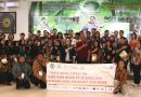 Pemko Medan Terima 80 Peserta City Tour Youth Social Expedition 2019