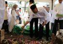 Wali Kota & Wakil Wali Kota Hadiri Pemakaman Bupati Asahan