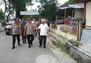 Kapoldasu Kunjungi Polres Asahan Pantau Pelaksanaan Pemilu 2019