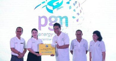 PGN Gelar BUMN Goes To Campus  Di Unika Santo Thomas Medan