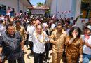 Gubsu Serahkan SK Kenaikan Pangkat kepada 61 Guru se-Kota Sibolga