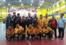 Turnamen Futsal Kapoldasu Cup 2019 Pelajaran Berharga SIWO PWI Sumut Menghadapi Porwanas 2020