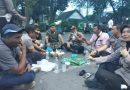 Bersama Aksi Massa di KPU Sumut, Tim Gabungan Berbuka Puasa Bersama
