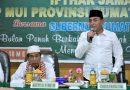 Gubernur Ajak Umat Patuhi Fatwa MUI