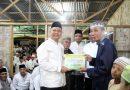 Wali Kota Sahur Bersama Ratusan Masyarakat Di Masjid Al Amin