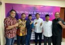 PWI Peduli Dari Anggota Untuk Masyarakat Diluncurkan