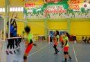 Bola voli porprov sumut 2019,Tim bola voli putri Deliserdang perkasa kalahkan Asahan