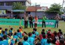 Diikuti 30 SSB se – Kota Medan, Ketua DKSU, Baharuddin Saputra  Buka Festival Sepakbola U-12