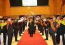 Kapolri Hadiri Acara Dies Natalis ke-73 dan Wisuda Sarjana Ilmu Kepolisian