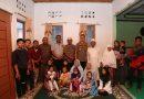 Kapolrestabes Didampingi Kapolsek  Medan Timur Anjangsana ke Rumah Ustadz Nazaruddin