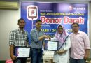 Peringati Hari Donor Darah Sedunia dan Hari Anti Narkotika Internasional,   XL Axiata Gelar Donor Darah