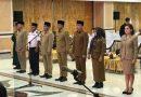 Gubsu Lantik Tujuh Pejabat Eselon III di Lingkungan Pemprovsu