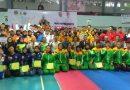 Medan Juara Umum Taekwondo Porporvsu 2019
