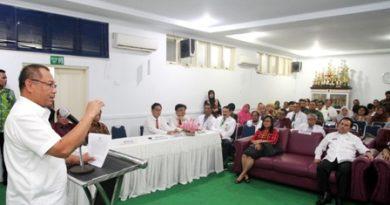 Status RSUD Dr Pirngadi Meningkat Jadi Rumah Sakit Pendidikan Kelas A