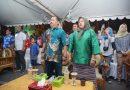 Ketua DKSU Sumut Hadiri Malam Pergelaran Colorful Medan…Ahoyyyy